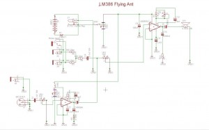 flying ant schematic